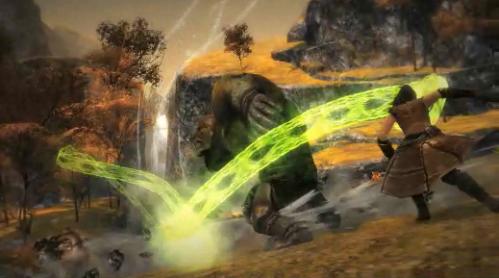 Ranger's Skill: Serpent Strike