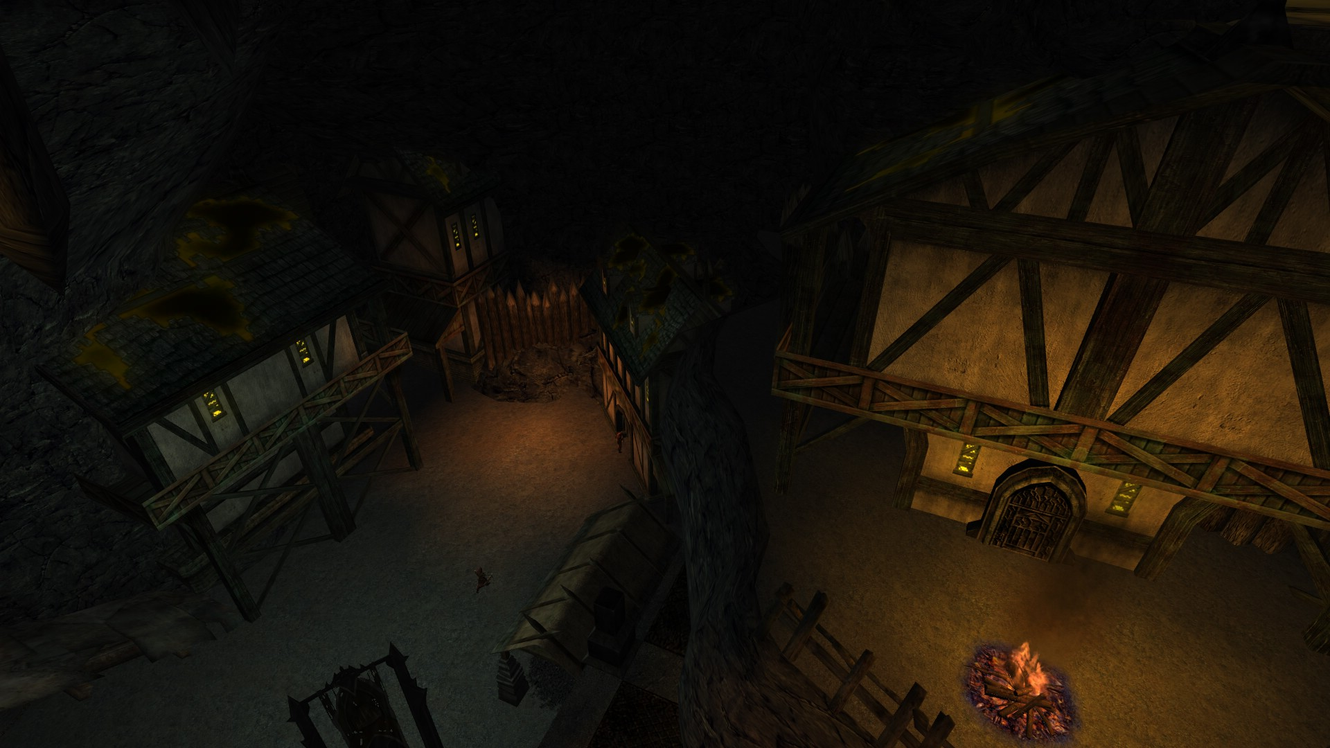 how to get to gollums cave lotro